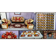 51 Pcs Jacquard Living Room Combo - Pick Any One