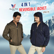 4 in 1 Reversible Jacket (TWJ2)