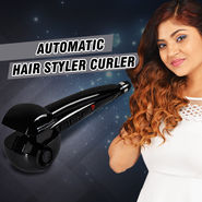 Automatic Hair Styler Curler