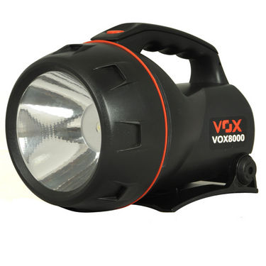 VOX Super Power Long Distance Rechargeable LED Torch