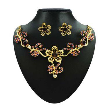 9 Necklace Sets by Vellani
