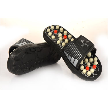 Acupressure Yoga Slippers with Magnetic Therapy