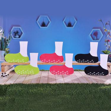 Aloe-Vera Infused Socks Set of 3