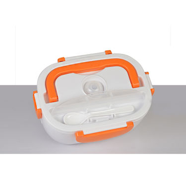 Hot-N-Fresh Electric Lunch Box + Free Steel Container