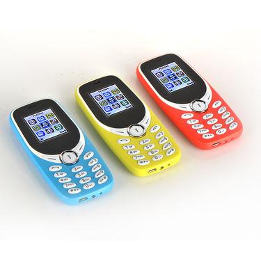 I Kall Strong Screen Phone Combo of 3 (K31)