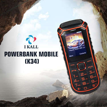 I Kall PowerBank Mobile (K34)