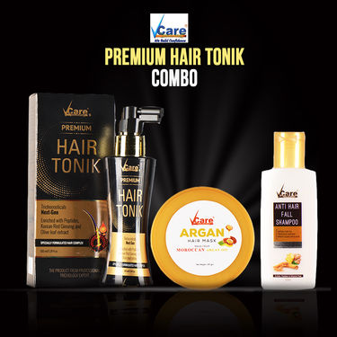Premium Hair Tonik Combo