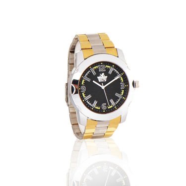 Scottish Club Couple Watch Combo - Black Dial