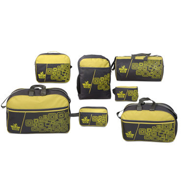 Scottish Club Set of 7 Printed Bags
