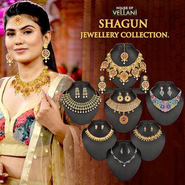 Shagun Jewellery Collection