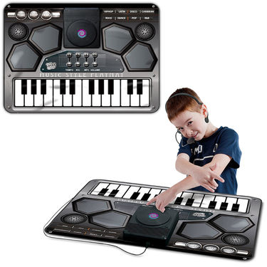 Musical Playmat with Microphone