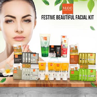 VLCC Festive Beautiful Facial Kit