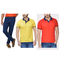 Set of 2 Collar T-shirts + 1 Denim (2CD2)