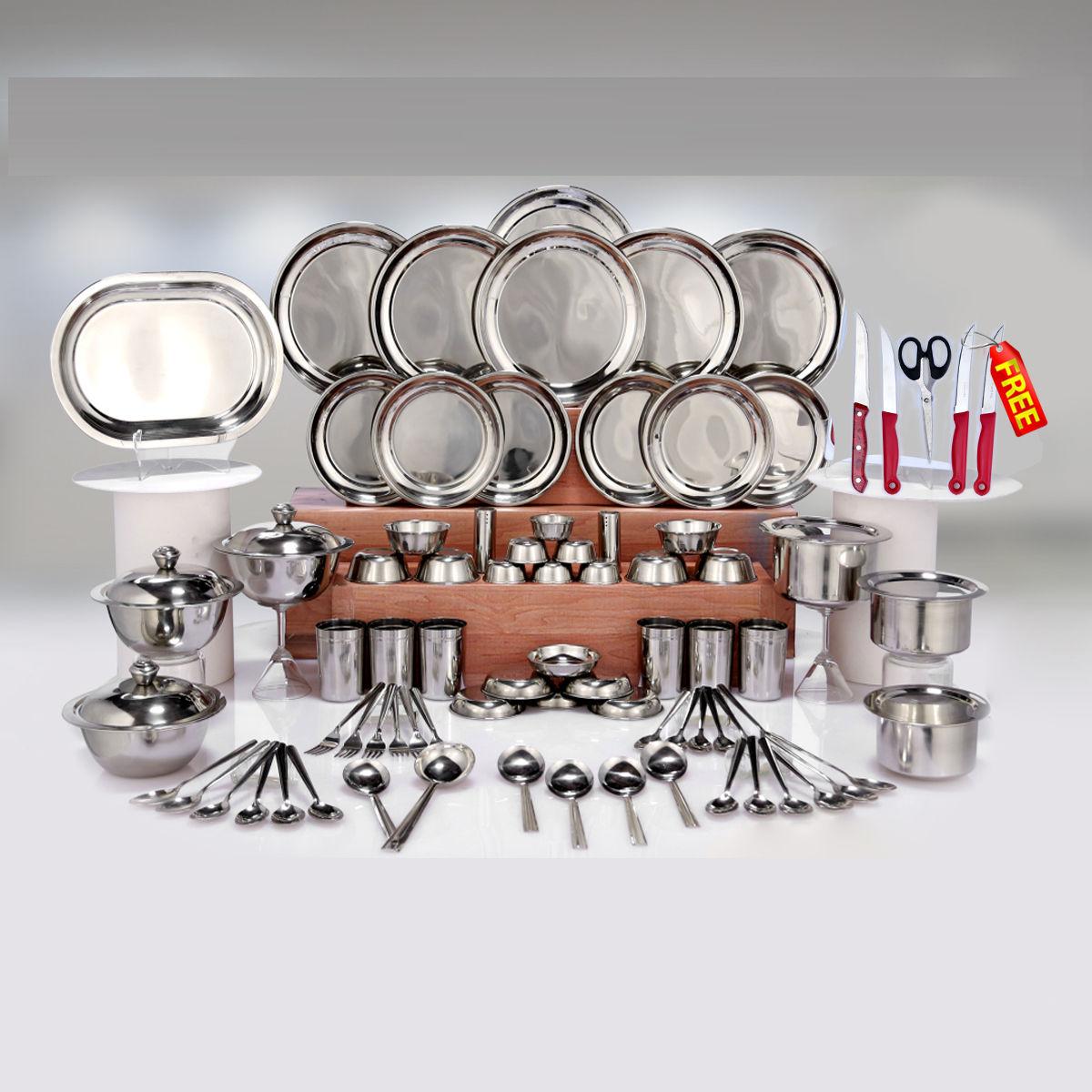 Stainless Steel Kitchen Set Price Erigiestudio