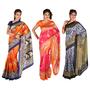 Pick Any One Kanjeevaram Inspired Silk Saree by Pakhi (TAS2)