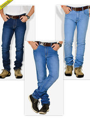 American Archer Set of 3 Smart Trendy Denims For Men