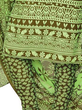 Aadarshini Exclusive 7 Printed French Crepe Dress Material (7FCDM1) - AKSO